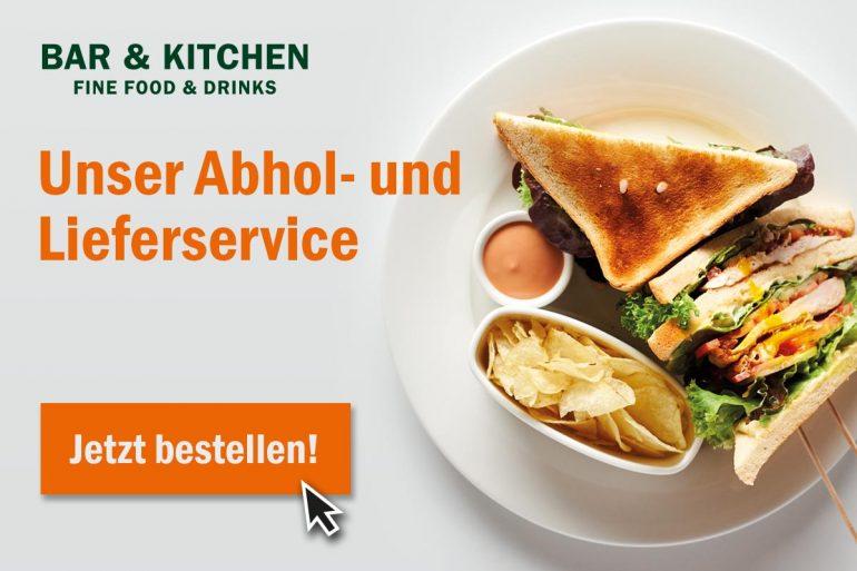 Unser Abhol- und Lieferservice - Jetzt bestellen!